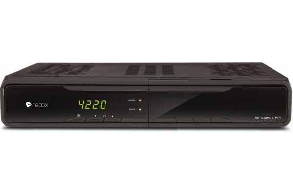 REBOX RE 4220 HD S PVR ZWART