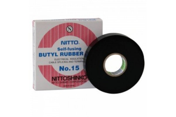 NITTO RUBBER VULC.TAPE NO.15