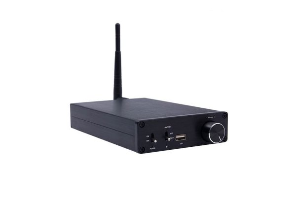 STREAMAMP AM160 WIRELESS MULTI-ROOM STEREO AMPLIFIER