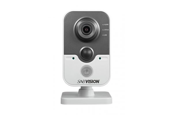 Sabvision 2400 cube camera PoE 4MP support 128GB WIFI