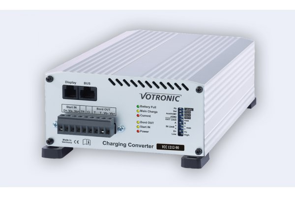 Votronic Lader Booster B2B 12V / 90A