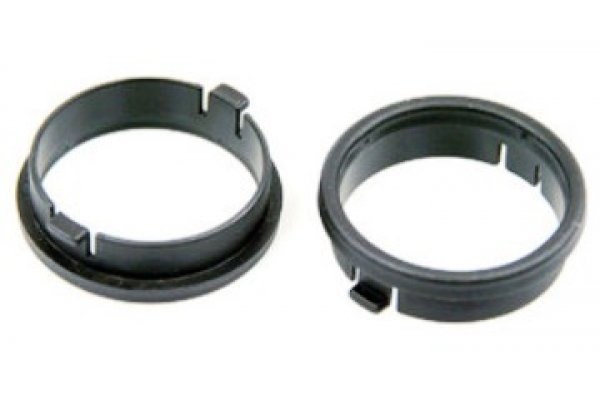 CLICKRING ZWART 32 mm