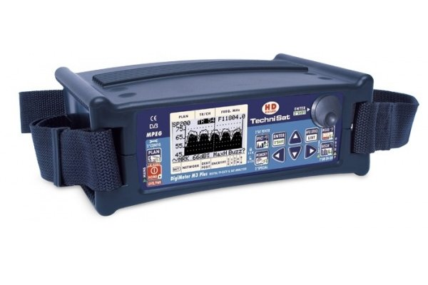 TECHNISAT DIGIMETER M3 PLUS SATELLIETMETER
